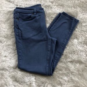 Michael Kors pale blue jeans
